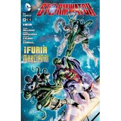 STORMWATCH Nº 3 FURIA MARCIANA