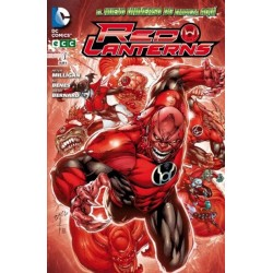 RED LANTERNS Nº 1