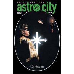 ASTRO CITY Nº 5 CONFESIÓN