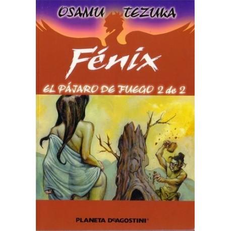 FÉNIX VOL.2 EL PÁJARO DE FUEGO Nº 2