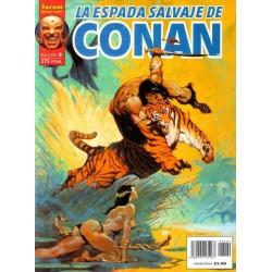 LA ESPADA SALVAJE DE CONAN VOL.2 Nº 9