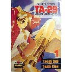 MANGA GRAN VOLUMEN Nº 11 SUPER STRIKE TA-29 Nº 1