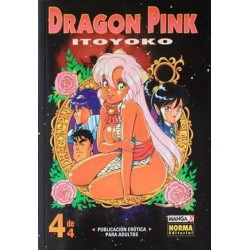 DRAGON PINK Nº 4