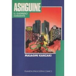 ASHGUINE, EL GUERRERO DURMIENTE