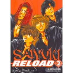 SAIYUKI RELOAD Nº 2