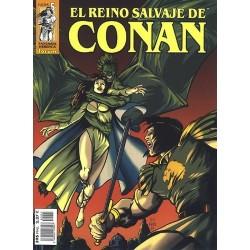 EL REINO SALVAJE DE CONAN Nº 5