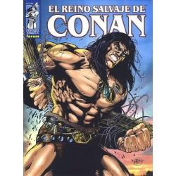 EL REINO SALVAJE DE CONAN Nº 4