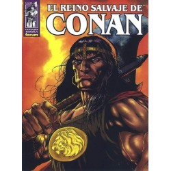 EL REINO SALVAJE DE CONAN Nº 1