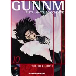 GUNNM: ALITA, ÁNGEL DE COMBATE Nº 10 (EN EL LOMO LLEVA UN PEQUEÑO ROTO)