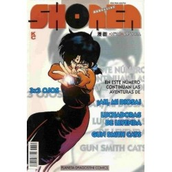 SHONEN MANGAZINE Nº 21