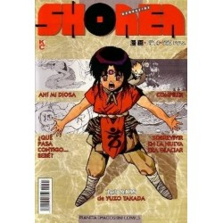 SHONEN MANGAZINE Nº 14
