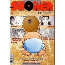 SHONEN MANGAZINE Nº 6