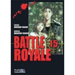 BATTLE ROYALE Nº 15