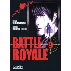 BATTLE ROYALE Nº 9