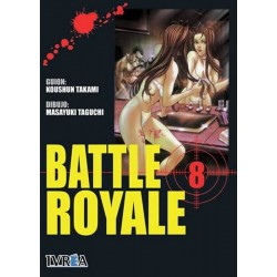 BATTLE ROYALE Nº 8