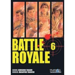 BATTLE ROYALE Nº 6