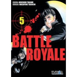 BATTLE ROYALE Nº 5