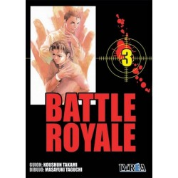 BATTLE ROYALE Nº 3