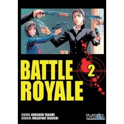 BATTLE ROYALE Nº 2