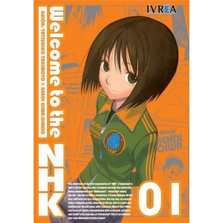 WELCOME TO NHK Nº 1