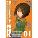 WELCOME TO THE NHK Nº 1