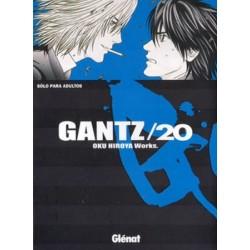 GANTZ Nº 20