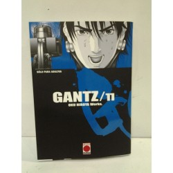 GANTZ Nº 11