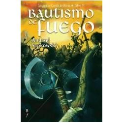 BIBLIÓPOLIS FANTÁSTICA Nº 30 BAUTISMO DE FUEGO