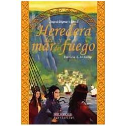 BIBLIÓPOLIS FANTÁSTICA Nº 23 HEREDERA DEL MAR Y DEL FUEGO