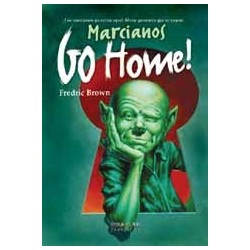 BIBLIÓPOLIS FANTÁSTICA Nº 6 MARCIANOS GO HOME!