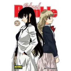 SCHOOL RUMBLE Nº 20