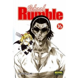 SCHOOL RUMBLE Nº 16