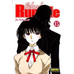 SCHOOL RUMBLE Nº 15