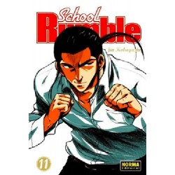 SCHOOL RUMBLE Nº 11