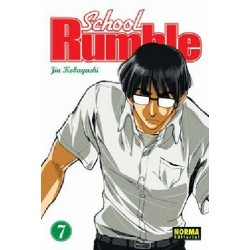 SCHOOL RUMBLE Nº 7