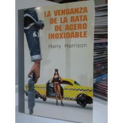 LA VENGANZA DE LA RATA DE ACERO INOXIDABLE-COLECCIÓN EDORIA Nº 6