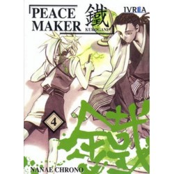 PEACE MAKER KUROGANE Nº 4