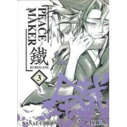 PEACE MAKER KUROGANE Nº 3