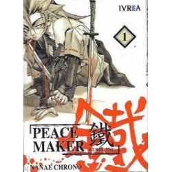 PEACE MAKER KUROGANE Nº 1