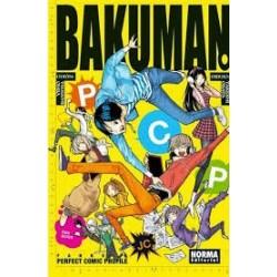 BAKUMAN: FANBOOK PERFECT COMIC PROFILE