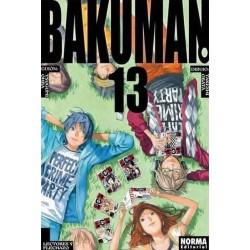BAKUMAN Nº 13 LECTORES Y FLECHAZO
