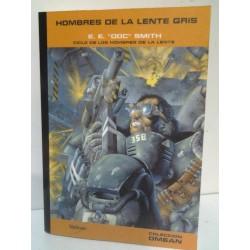 HOMBRES DE LA LENTE GRIS-COLECCIÓN OMEAN Nº 17