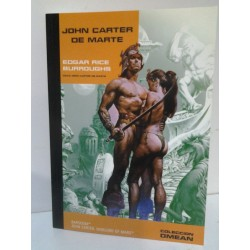 JOHN CARTER DE MARTE-COLECCIÓN OMEAN Nº 15