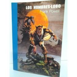 LOS HOMBRES LOBO-COLECCIÓN AVALON Nº 8