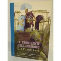 EL CONTINENTE DESAPARECIDO-COLECCION AVALON Nº 7