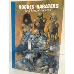 NOCHES NABATEAS-COLECCIÓN AVALON Nº 3