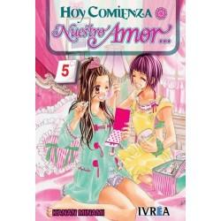 HOY COMIENZA NUESTRO AMOR Nº 5