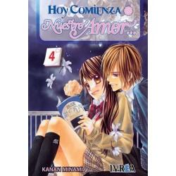 HOY COMIENZA NUESTRO AMOR Nº 4