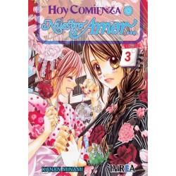 HOY COMIENZA NUESTRO AMOR Nº 3