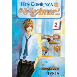 HOY COMIENZA NUESTRO AMOR Nº 2